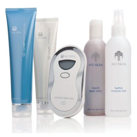 Nu Skin Body Spa kit