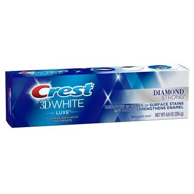 Crest Diamond Strong dentifricio