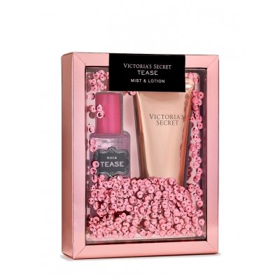 Victoria's Secret Noir Tease gift set