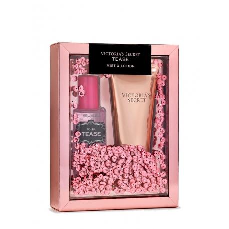 Victoria's Secret Noir Tease gift set