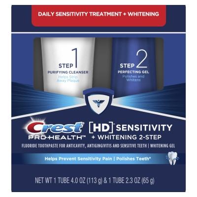 Crest HD Whitening System