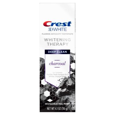 Crest Charcoal dentifricio 116g.